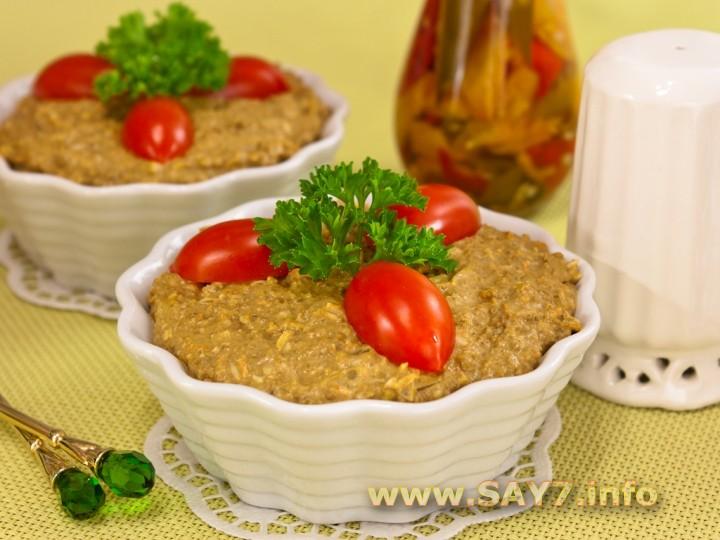 Рецепт Салат «Любимый»