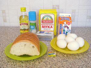 Бутерброды Сюрприз. Ингредиенты