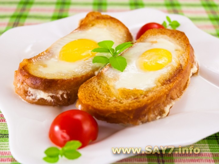 Рецепт Бутерброды «Сюрприз»