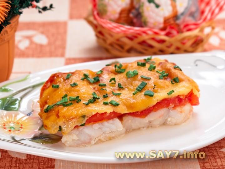 Рецепт Рыба «Мечта»