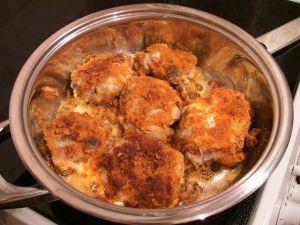 Курица в сыре от Анастасии Скрипкиной