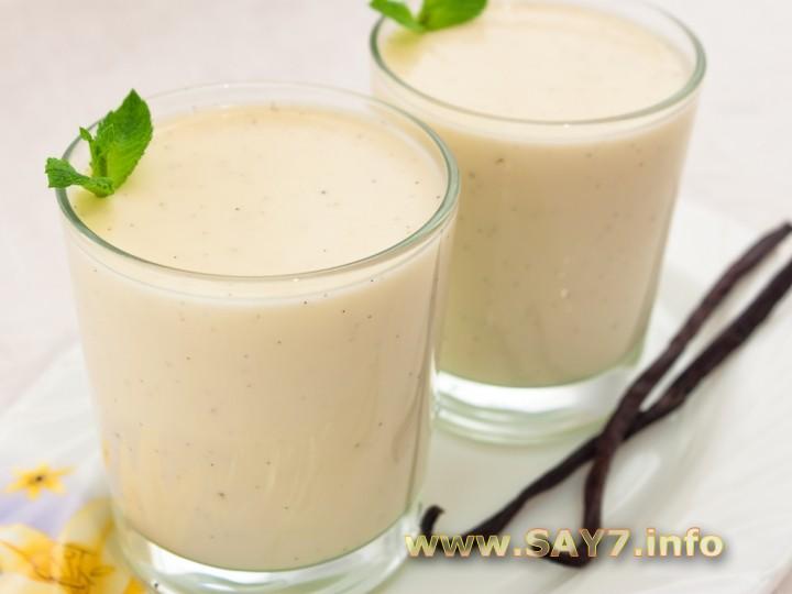 Рецепт Десерт «Ванильный»