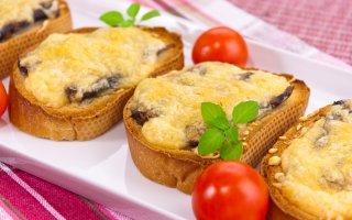 Бутерброды тети Люды – кулинарный рецепт