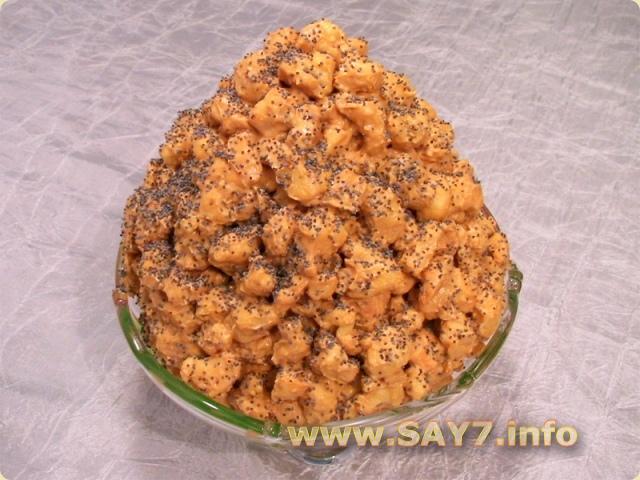 Торт муравейник