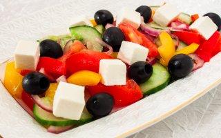 Настоящая заправка для греческого салата
