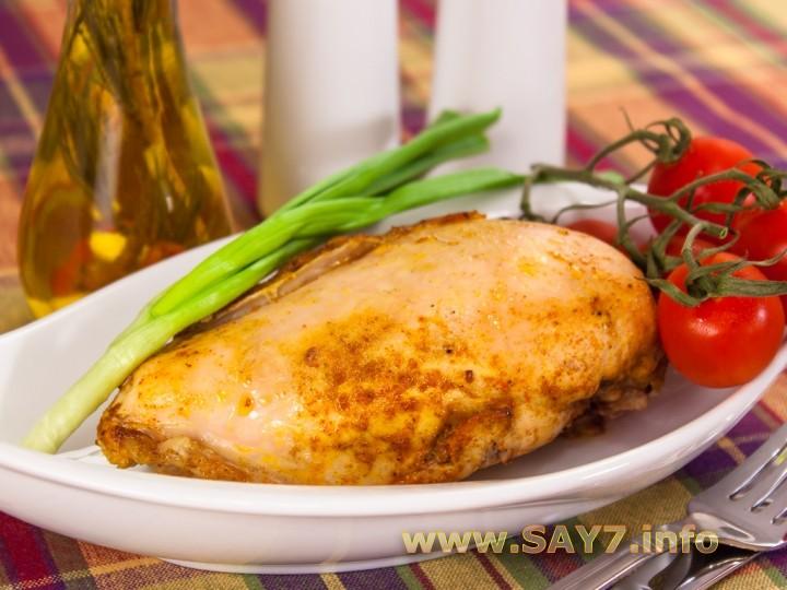 Рецепт Курица «Пьяная»