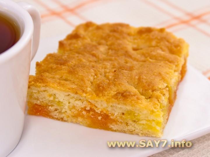 Рецепт Пирог «Мармеладный»
