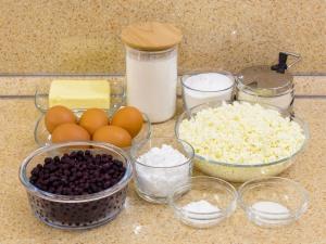 Черничный пирог с творогом - пошаговый рецепт с фото на Повар.ру