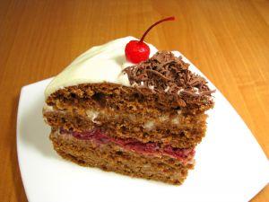 Вишневый торт- рецепт приготовления с фото, как приготовить вишневый