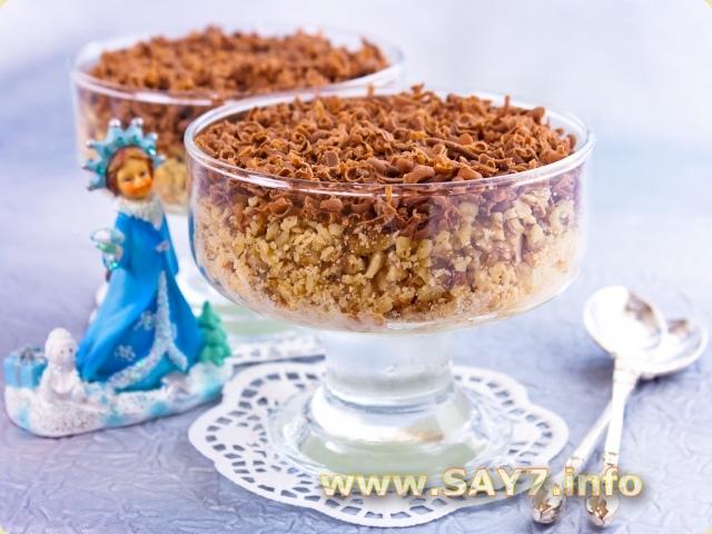 Десерт Морозко