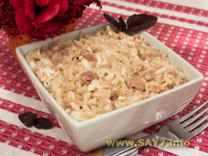 Салат с маринованными креветками рецепт очень вкусный 64