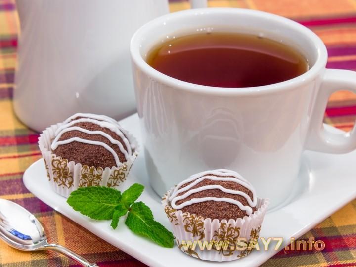 Рецепт Трюфели шоколадные