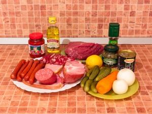 солянка пошаговый рецепт с фото пошагово