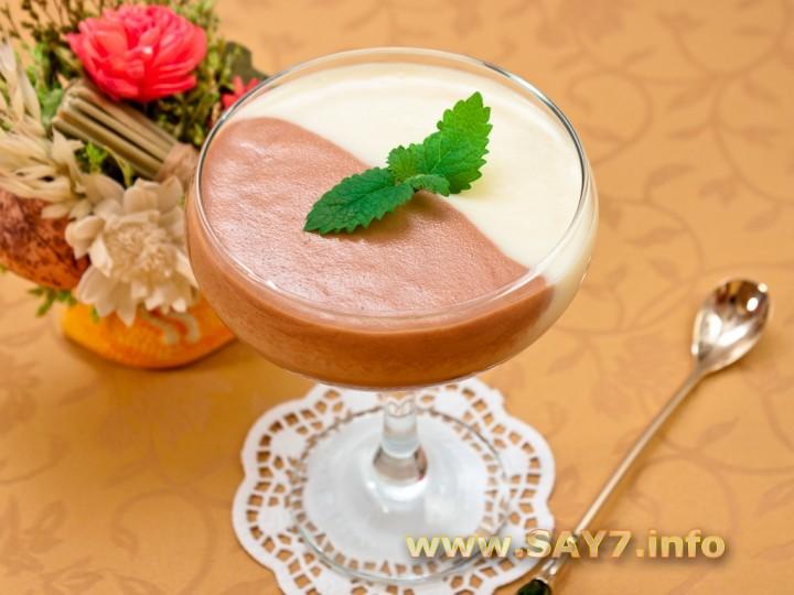 Рецепт Шоколадное суфле «День и ночь»