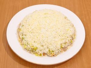 Салат подсолнух с и рецептами