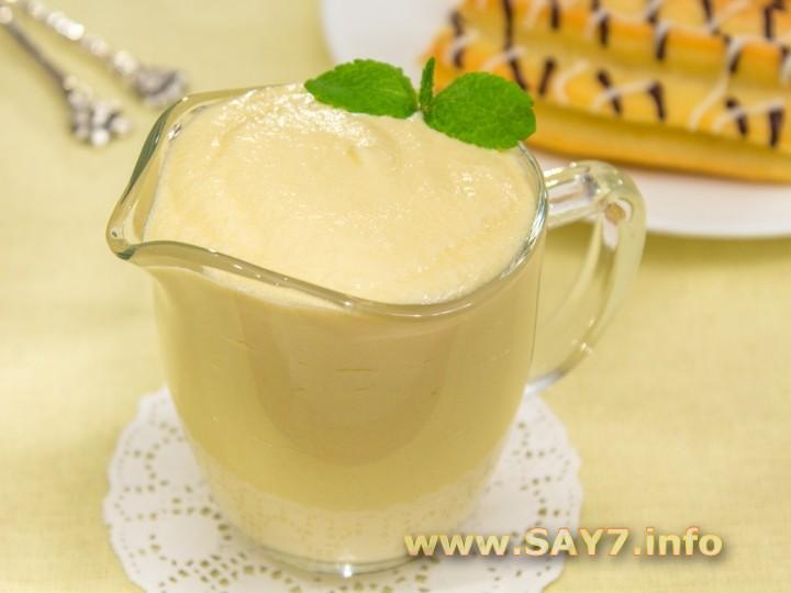 Рецепт Масляный крем на сгущенном молоке