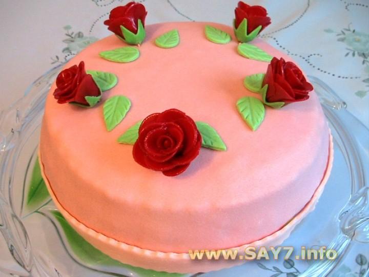 Рецепт Торт «Нежность»