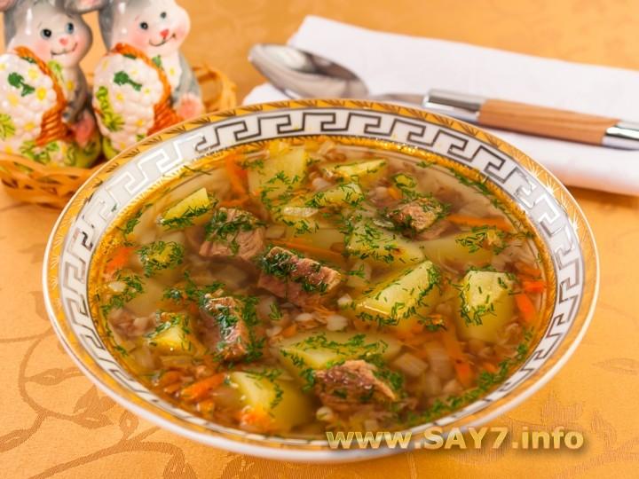 рецепт самого простого супа без мяса