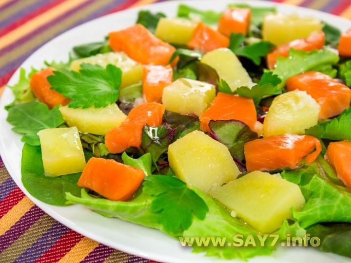 Показать рецепт салата мимоза 94