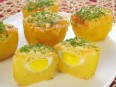 Картофель, запеченный с перепелиными...
