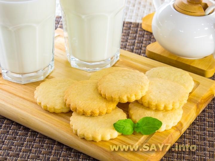 печенье рецепт из рассола