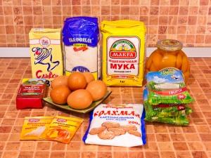 Творожный пирог с абрикосами — рецепт с фото пошагово. Как испечь пирог с творогом и абрикосами?