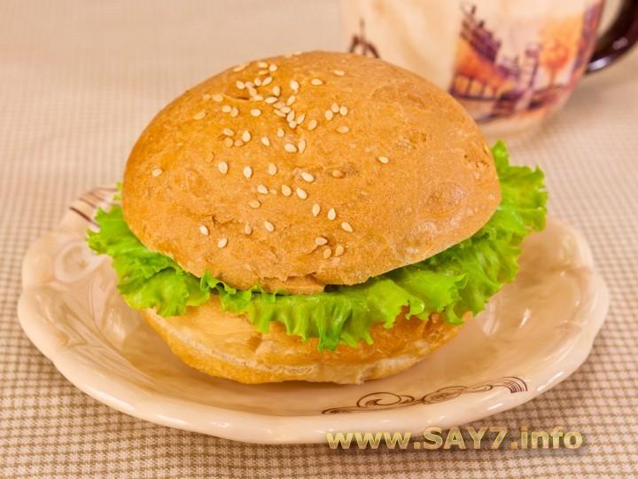 Рецепт Фаршированные булочки