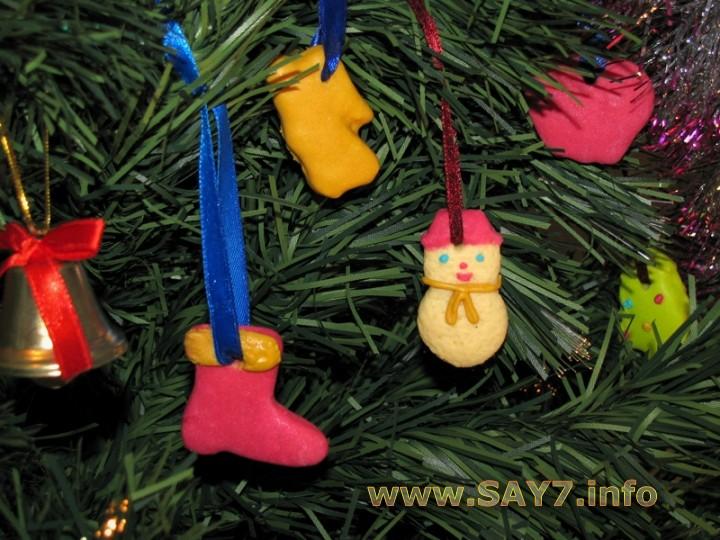 Рецепт Новогоднее печенье на елку