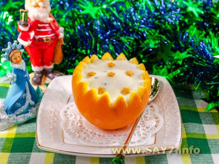Рецепт Десерт «Новогодняя сказка»