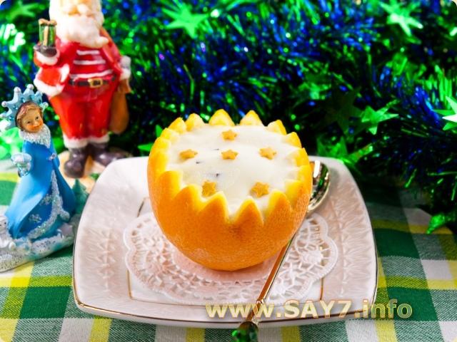 Десерт Новогодняя сказка