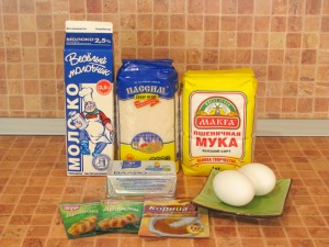 Как сделать сдобные булочки с сахаром - ac7