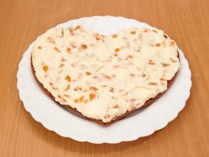 Торт Сердце. Рецепт