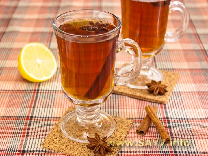 Рецепт Чайный грог