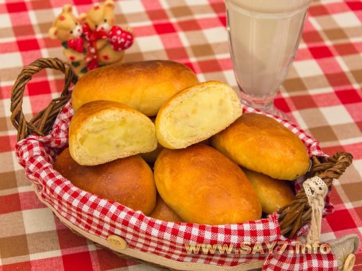 Рецепт Пирожки с картофелем