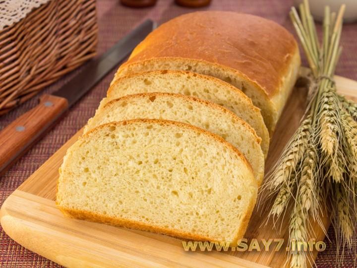 Рецепт Хлеб «Домашний»