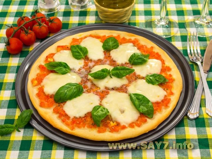 Рецепт Пицца «Маргарита»