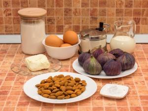 Пирог с инжиром от Джейми Оливера рецепт с фото