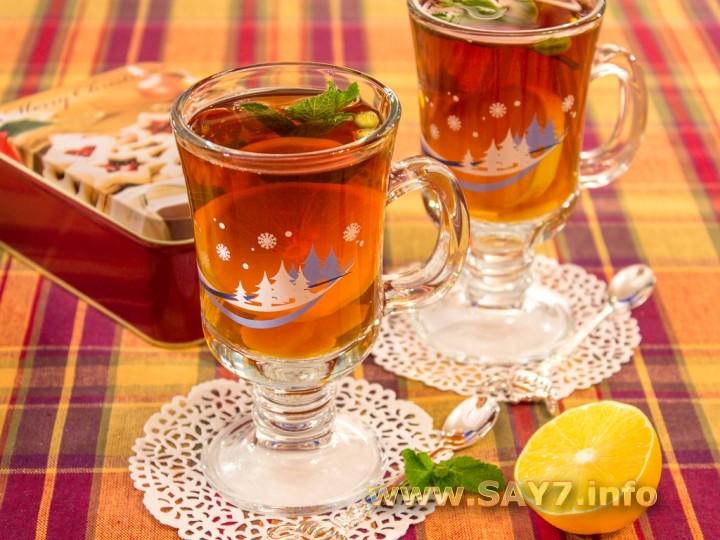 Рецепт Ароматный чай со специями