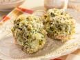 Котлеты, запеченные в духовке под грибным соусом