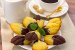 Мадленки Двойной шоколад
