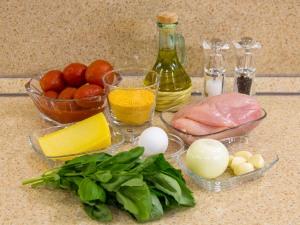 1104 010054a51 1235 p Рецепт: Куриное филе в сырной корочке с томатным соусом