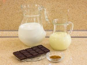 1139 010093p3f 3067 p Рецепт: Мороженое кофейно сливочно шоколадное