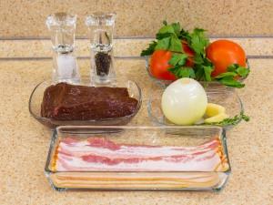 1163 010041ogr 4403 p Рецепт: Печень в беконе в томатном соусе