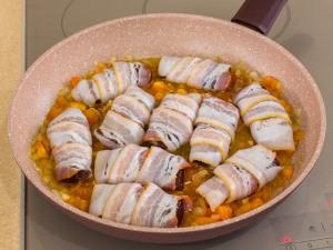 1163 01322j3t 4463 p Рецепт: Печень в беконе в томатном соусе