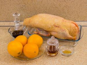 1168 010054r40 7363 p Рецепт: Утка, запеченная с апельсинами