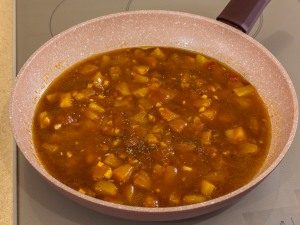 1171 01388kcp 7889 p Рецепт: Креветки в кисло сладком соусе