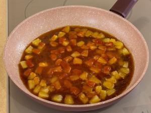 1171 0785b42 7864 p Рецепт: Креветки в кисло сладком соусе