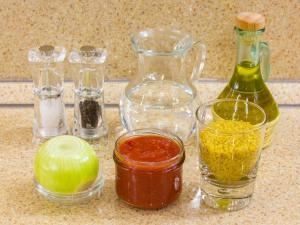 1176 010049luh 9707 p Рецепт: Булгур с томатами и луком (гарнир)