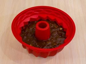 1210 0790djb 5035 p Рецепт: Шоколадная шарлотка с грушей