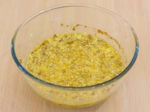 Кекс с цукатами и грецкими орехами, пошаговый рецепт на 1748 ккал, фото, ингредиенты - nadyadiak